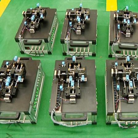 二维数控刀具模拟实验平台适用于教学实验-川大已使用