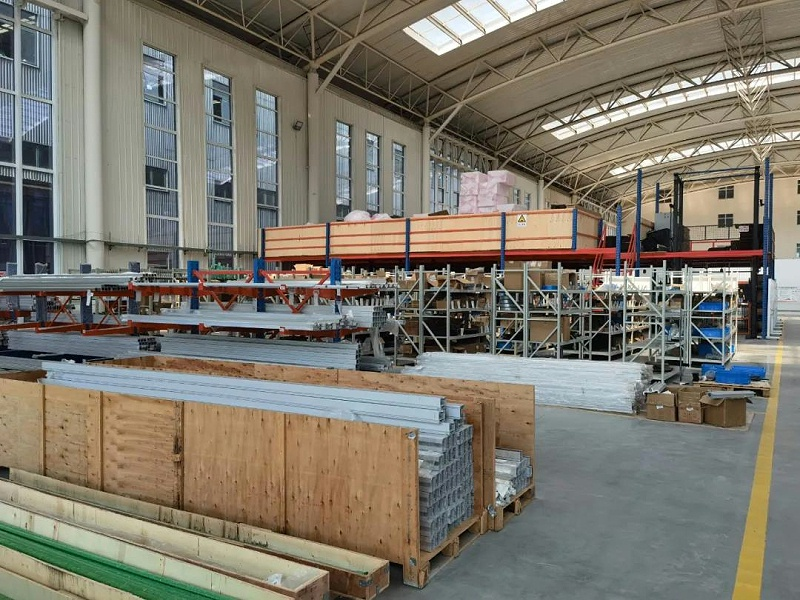 福誉直线模组工厂