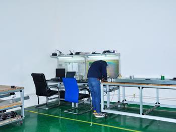 产品检测中心