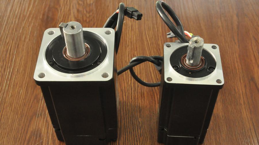 直线滑台伺服电机安装注意事项