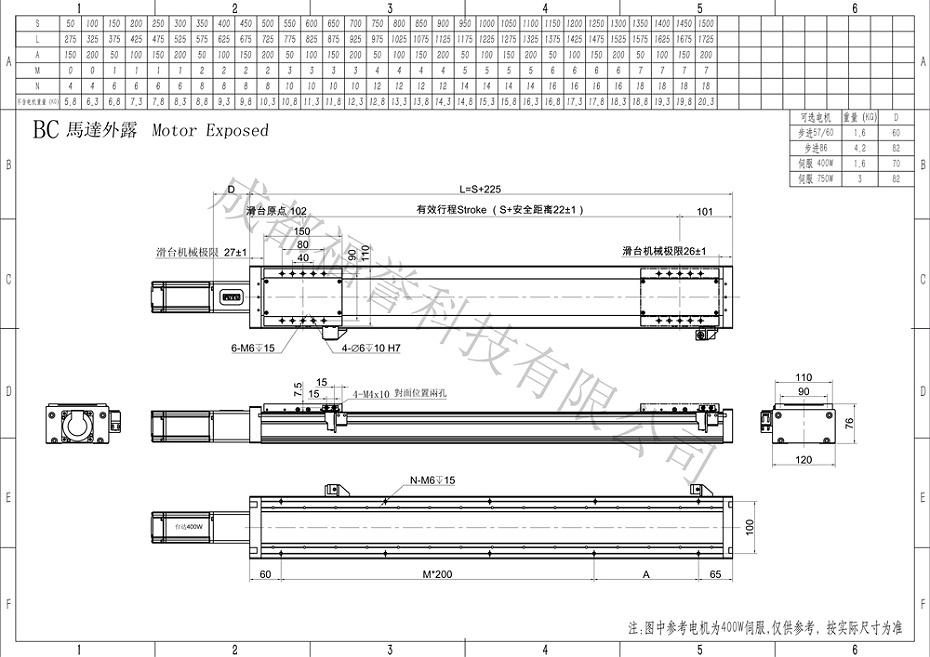 FSL120模组选型图-3