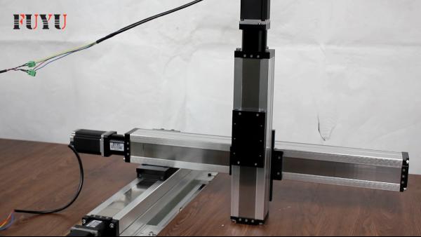 线性滑台在数控雕刻机行业中应用的显著特点
