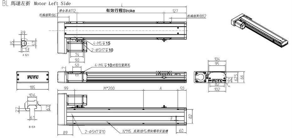 FTH12-BL选型图