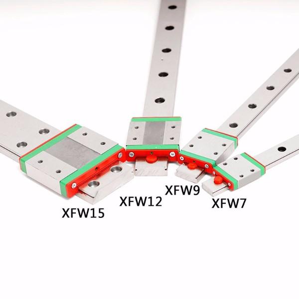 微型直线导轨-XFW(宽轨)