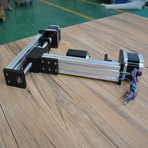 滚珠丝杆T型两轴滑台