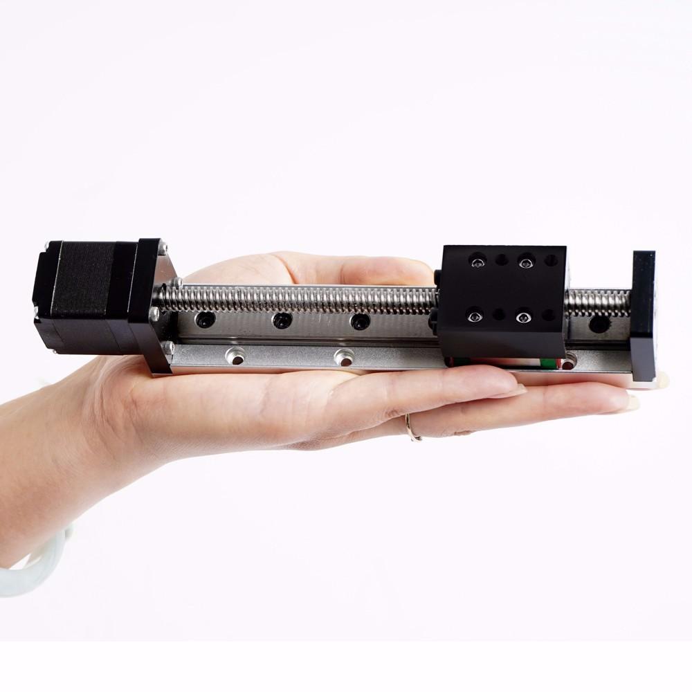 FSL30微型梯形丝杆滑台