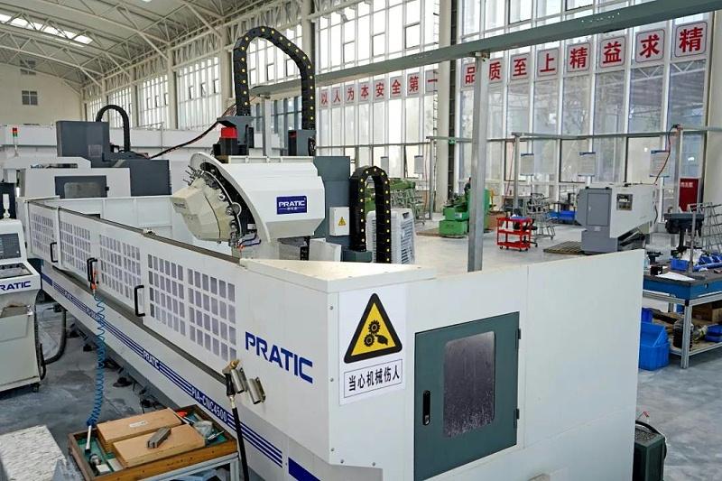 福誉科技工厂