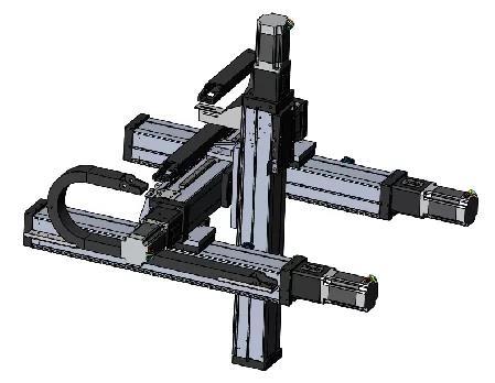 非标龙门直线模组