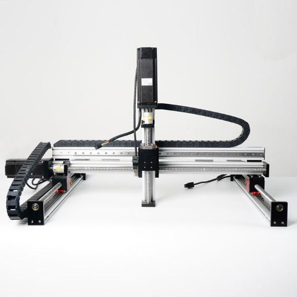 FSL40丝杆定制龙门三轴滑台